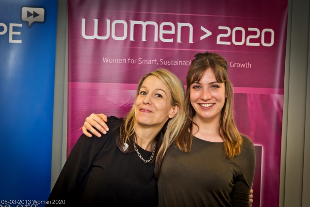 Two amigos creating a digital future for girls and women!