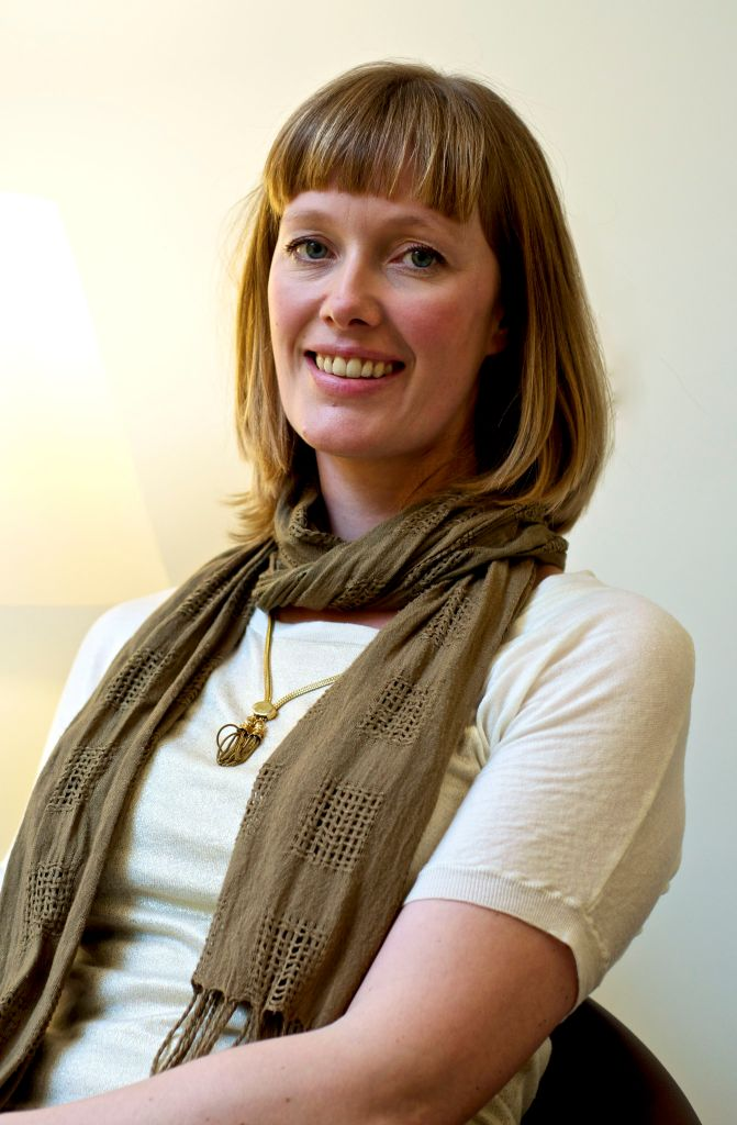 Entrepreneur Elizabeth van den Bergh