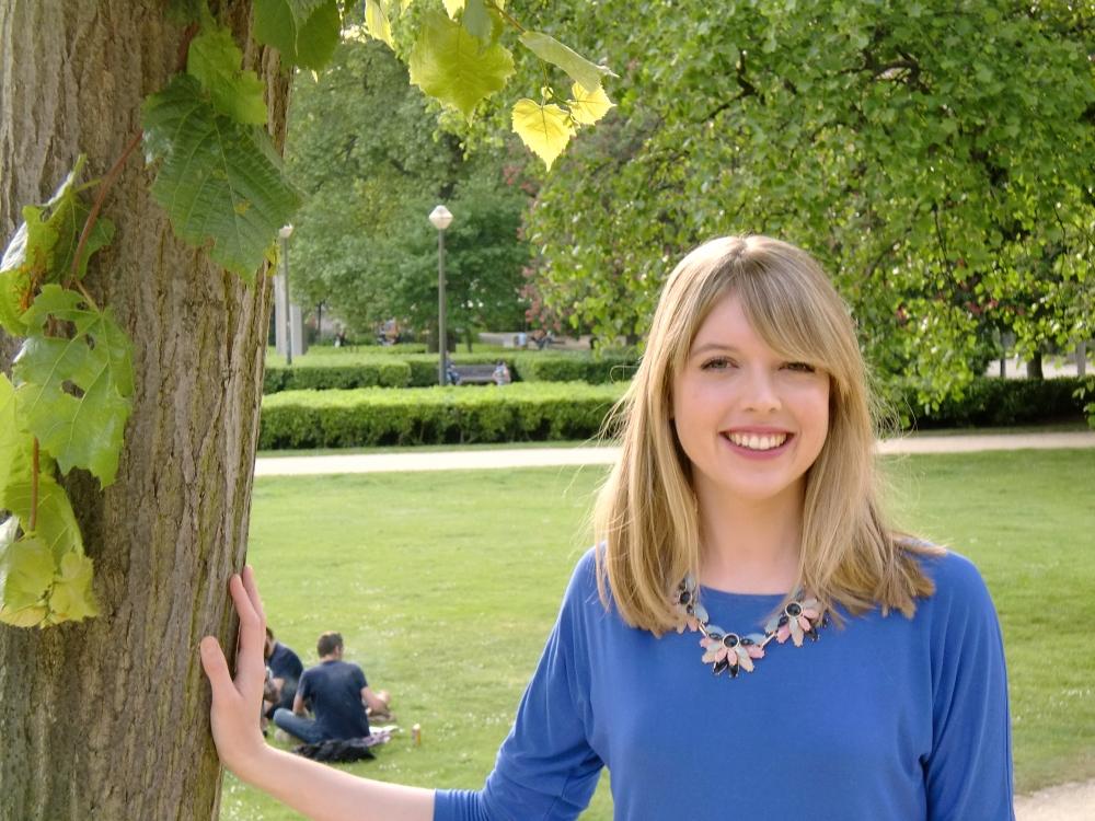 Jenny de Nijs, Senior Consultant, League of Young Voters