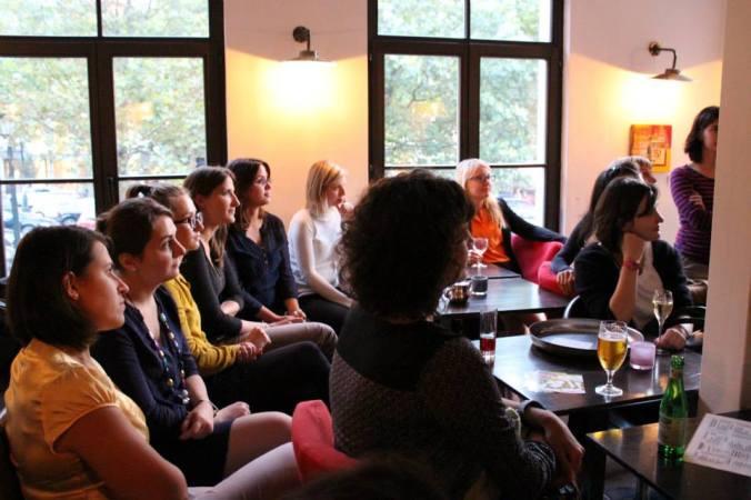 Aurelie audience