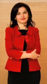 Innovation Leader Edlira Kasaj
